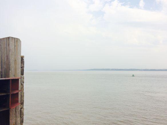 Mersey shore